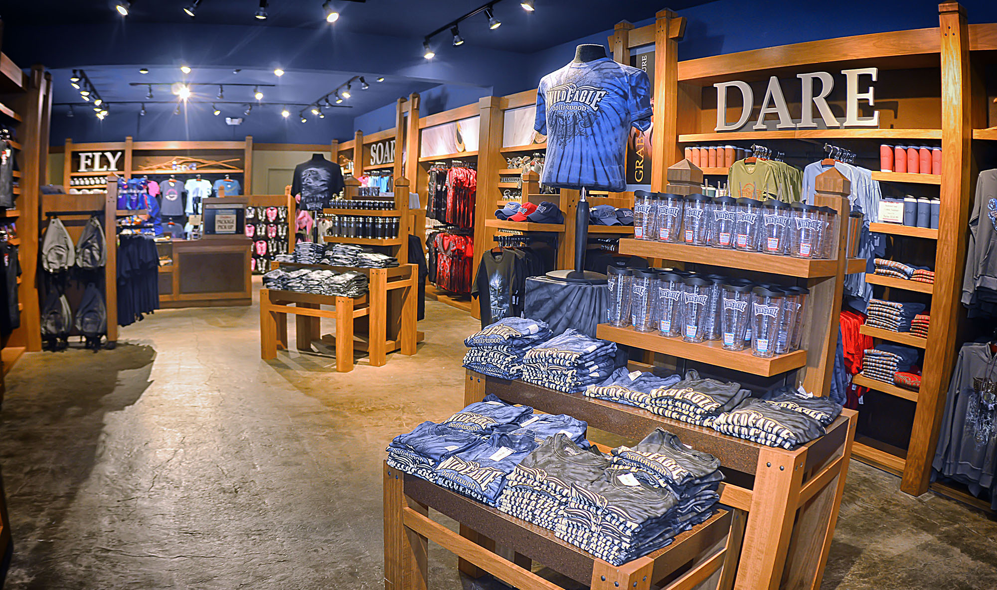 Store Design Dollywood